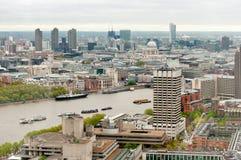 Ansicht von London Lizenzfreies Stockbild
