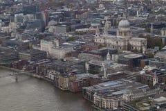 Ansicht von London Stockbilder