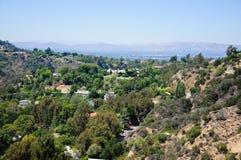 Ansicht von Losa Angeles Lizenzfreies Stockfoto