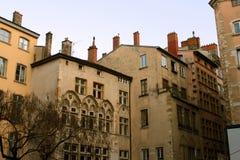 Ansicht von Lyon lizenzfreie stockfotos