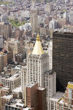 Ansicht von Manhattan Stockbilder