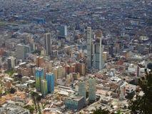 Ansicht von modernen Gebäuden Stockfotos