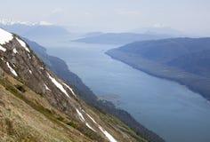 Ansicht von Mt Roberts Lizenzfreie Stockbilder
