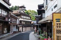 Ansicht von Narita-San Omotesando Lizenzfreie Stockfotos
