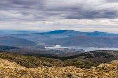Ansicht von Navafria Stockbild