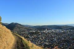 Ansicht von Nelson New Zealand Stockbilder
