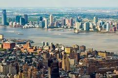 Ansicht von New York Stockbilder