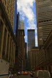 Ansicht von New York City, USA Lizenzfreie Stockfotografie