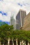 Ansicht von New York City, USA Stockbilder