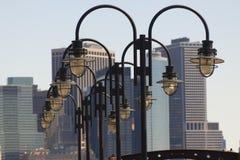 Ansicht von New York City, USA Stockfoto