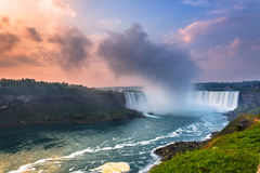 Ansicht von Niagara- Fallspark Lizenzfreie Stockfotografie
