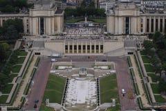 Ansicht von Paris Lizenzfreies Stockfoto