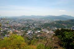 Ansicht von Phuket-Insel Lizenzfreie Stockfotos