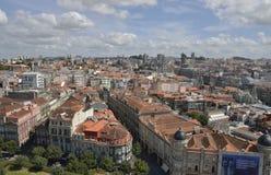 Ansicht von Porto Stockfotografie