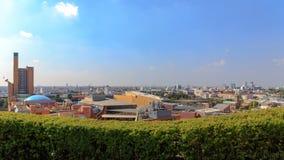 Ansicht von Potsdamer Platz Lizenzfreies Stockfoto
