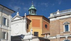 Ansicht von Ravenna Lizenzfreies Stockfoto