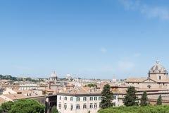 Ansicht von Rom, Italien Stockfotografie