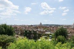 Ansicht von Rom, Italien Stockfotos