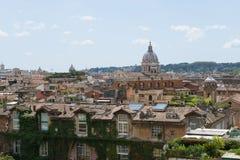 Ansicht von Rom, Italien Lizenzfreie Stockbilder