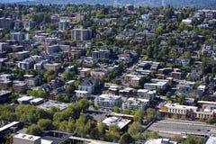 Ansicht von Seattle Lizenzfreie Stockbilder