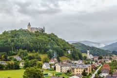 Ansicht von Strassburg, Österreich lizenzfreie stockfotos