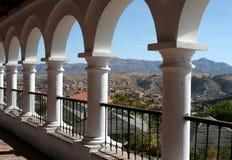 Ansicht von Sucre, Bolivien Lizenzfreie Stockfotografie