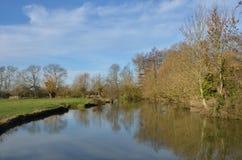 Ansicht von Suffolk stour Lizenzfreie Stockfotos