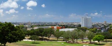 Ansicht von Tel Aviv. Stockfotografie