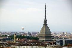 Ansicht von Torino Lizenzfreies Stockbild