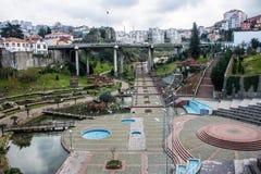 Ansicht von Trabzon Stockbilder