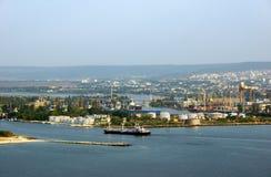 Ansicht von Varna Stockfotos