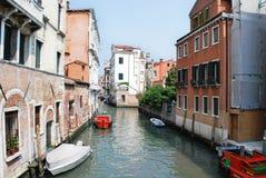 Ansicht von Venedig stockbilder