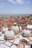 Ansicht von Venedig Lizenzfreie Stockfotografie