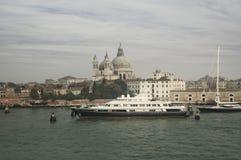 Ansicht von Venedig-Architektur stockfotografie