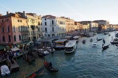 Ansicht von Venedig Italien Stockfoto