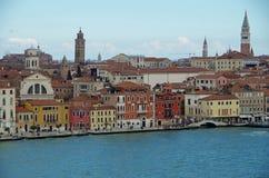 Ansicht von Venedig Italien Lizenzfreie Stockfotografie
