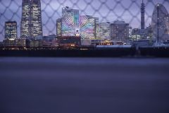 Ansicht von Yokohama Lizenzfreies Stockfoto