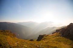 Ansicht zu Tatra-Bergen, Polen Lizenzfreie Stockfotografie