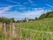 Ansicht zu Wells-Kathedrale Lizenzfreie Stockbilder