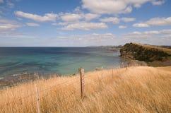 Ansicht zum Ozean Lizenzfreie Stockfotografie