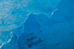 Ansicht zum Schmelzen von Nigardsbreen-Gletscher Stockfotografie