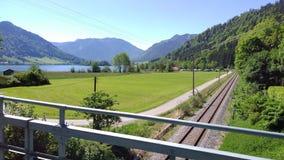 Ansicht zum See Lizenzfreies Stockbild