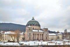 Ansicht zur Haube des Heiligen Blaise Lizenzfreies Stockfoto