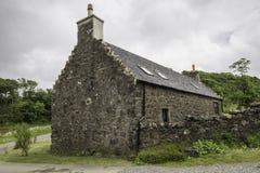 Ansichten eines Steinhauses in der Insel von Ske Lizenzfreie Stockbilder