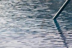 Ansichten eines Swimmingpools Lizenzfreie Stockfotografie
