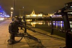 Ansichten um Dublin Stockfotos