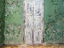 Ansichten um Scharloo - alte Tür Lizenzfreie Stockfotografie