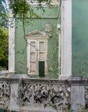 Ansichten um Scharloo - altes Haus Lizenzfreies Stockbild