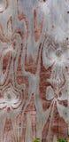 Ansichten um Scharloo - altes Holz Stockbilder