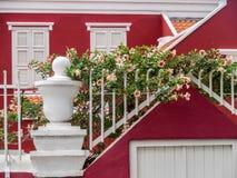 Ansichten um Scharloo und Schritte und Blumen Pertermai- Lizenzfreie Stockbilder